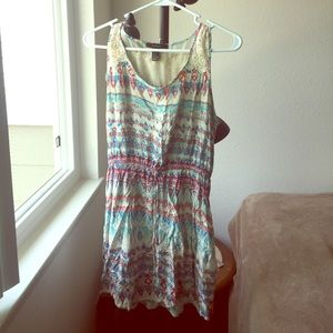 Mini sundress